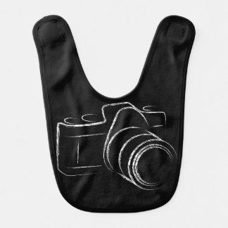 Foto-Kamera Babylätzchen