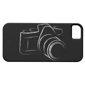 Foto-Kamera iPhone 5 Hülle