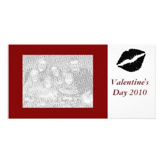 Foto-Karte 2010 des Valentines Tages Photo Karten