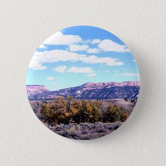 Foto-Landschaft 4 Runder Button 5,7 Cm