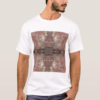 Foto-Manipulation Seeoberteil T-Shirt