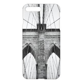 Foto-Nahaufnahme-Foto von Brooklyn-Brücke iPhone 8 Plus/7 Plus Hülle