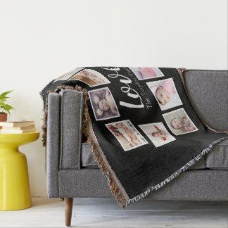 Foto personalisiertes der Foto-Collage 10 von Decke