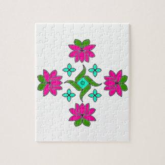 Foto Puzzlespiel-Blume Series#80 Puzzle