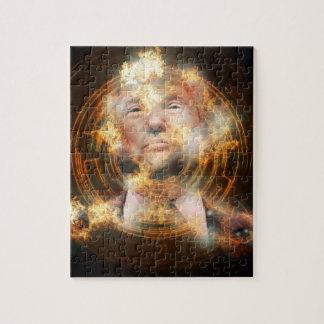 Foto-Puzzlespiel des Trumpf-8x10 mit Geschenkboxen Puzzle