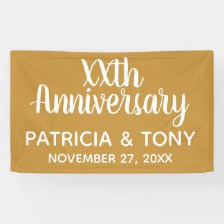 Foto-Stand jeder möglicher Hochzeits-Jahrestag Banner