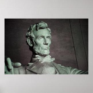Foto-Wand-Plakat Abraham Lincoln USA Poster