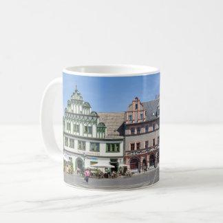 Foto Weimars Markt Kaffeetasse