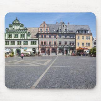 Foto Weimars Markt Mauspad