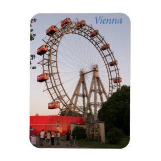 Foto Wiens Riesenrad Magnet