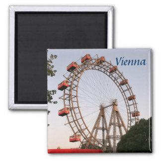 Foto Wiens Riesenrad Quadratischer Magnet