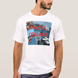 Fotocollage T-Shirt