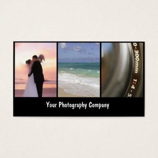Fotograf-Geschäft Cards_New Visitenkarte