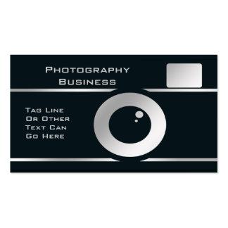 Fotograf-Kamera Visitenkarten