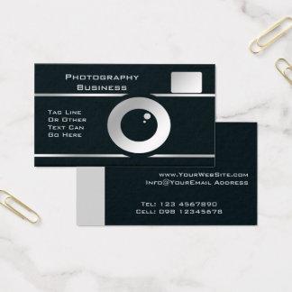 Fotograf-Kamera Visitenkarte
