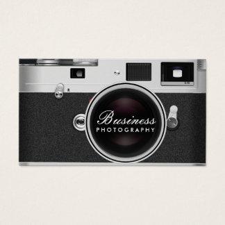 Fotograf-klassische Kamera-Fotografie Visitenkarten
