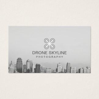 Fotograf-Stadt-Skyline-Luftbildfotografie Visitenkarten