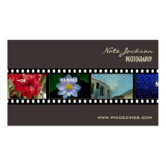 Fotograf-Visitenkarte-Fotoschablone