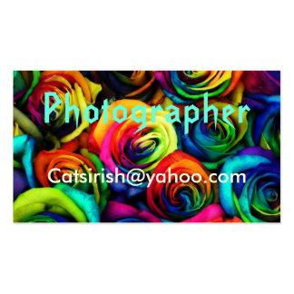 Fotograf Visitenkarten
