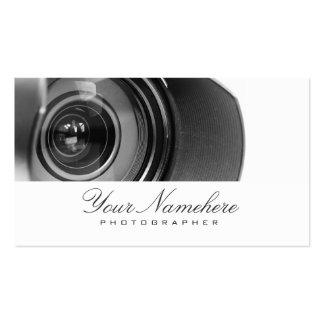 Fotograf-Visitenkarten