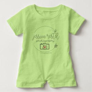 Fotografie-Baby-Spielanzug-Säugling Jessicas Baby Strampler
