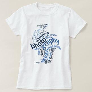 Fotografie bezeichnet als Wort-Drehung T-Shirt