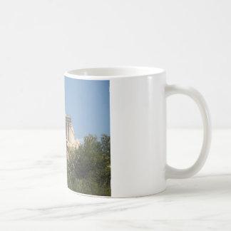 Fotografie der altgriechischen Parthenon-Ruinen Kaffeetasse
