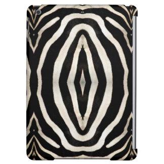 Fotografie des Pelzes eines wirklichen Zebras