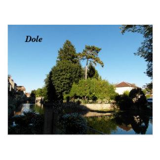 Fotografie Dolle, Frankreich - Postkarte