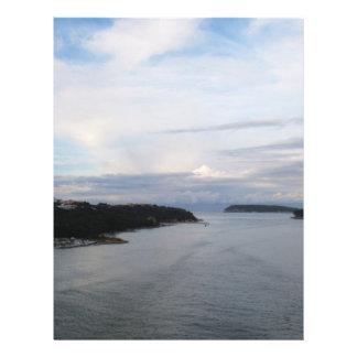 Fotografie Dubrovniks, Kroatien 21,6 X 27,9 Cm Flyer