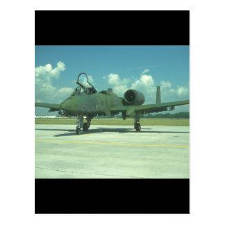 Fotografie Fairchild-Republik-A-10A_Aviation Postkarte