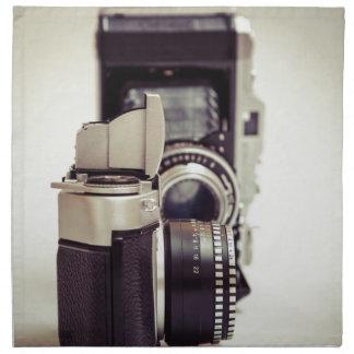 Fotografie - Fotografie Stoffserviette
