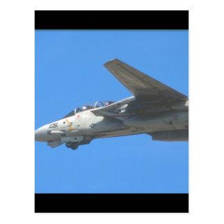 Fotografie Grummans F-14A Tomcat_Aviation Postkarte