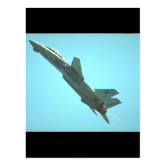 Fotografie Grummans F-14B Tomcat_Aviation Postkarte