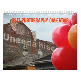 Fotografie-Kalender 2013 Wandkalender