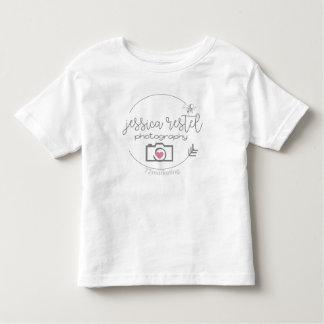 Fotografie-Kleinkind-Jersey-T-Shirt Jessicas Kleinkind T-shirt