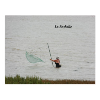 Fotografie La Rochelle, Frankreich - Postkarte