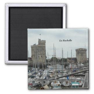 Fotografie La Rochelle, Frankreich - Quadratischer Magnet