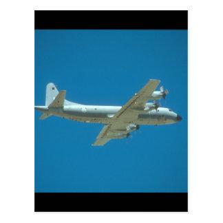Fotografie Lockheeds CP-140 Aurora_Aviation Postkarte
