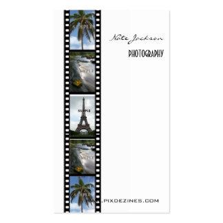Fotografie-Visitenkarte-Fotoschablone