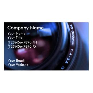 Fotografie-Visitenkarten