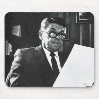 Fotografie von Ronald Reagan Mousepad