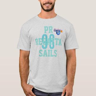 FotorezeptorRegatta segelt Nr. 98 T-Shirt