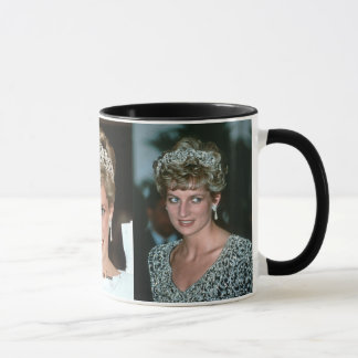 Fotos HRH Prinzessin Diana Tiara 3x Tasse