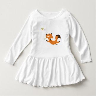 Fox butterfly kleid