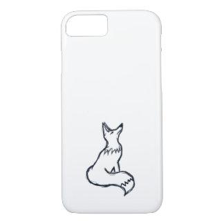 Fox es iPhone 8/7 hülle