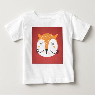 Fox Face Baby T-shirt
