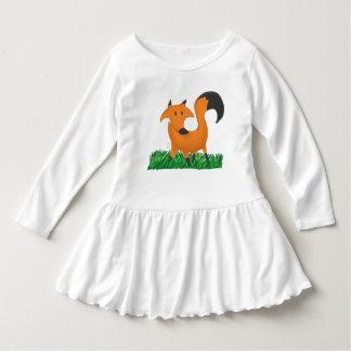 Fox garden kleid