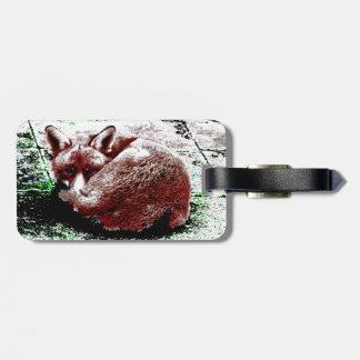 Fox Gepäckanhänger