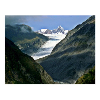Fox-Gletscher Postkarte